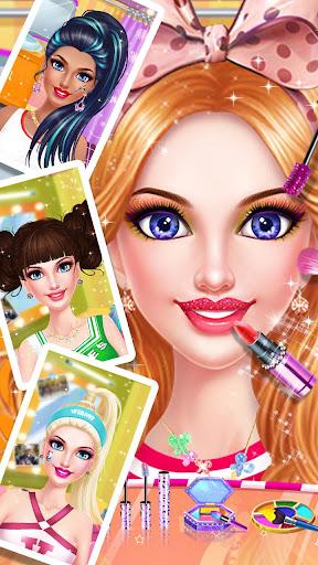 ud83cudfc0ud83dudc67ud83dudc83Cheerleader Dressup - Highschool Superstar 2.6.5026 screenshots 7