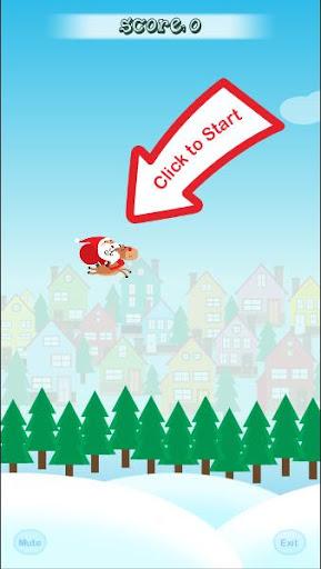 Flappy Santa 1.0 screenshots 1