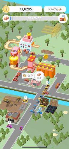 放置工場ビルダー: ビジネスシミュレーターゲームのおすすめ画像3