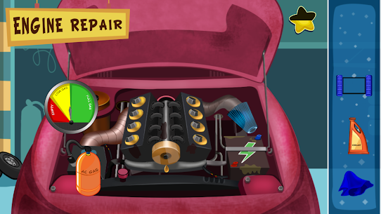 Kids Car Mechanic Workshop For Pc – Free Download In 2020 – Windows And Mac 2