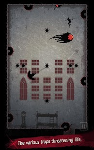 Black mansion : Risky Jumper Screenshot