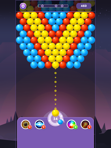 Bubble Shooter Rainbow - Shoot & Pop Puzzle 2.12 screenshots 7