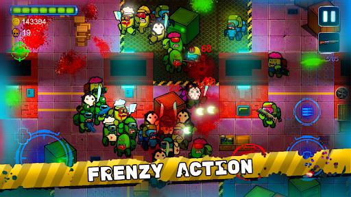 Zombie Among Space  screenshots 5