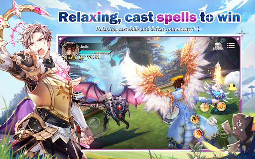 Sprite Fantasia Varies with device screenshots 10