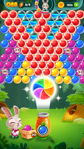 Bubble Bunny: Animal Forest 1.0.3 screenshots 2