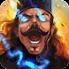 هشت خوان: نبرد اساطیری با ابر قهرمانان جنگجو - Androidアプリ