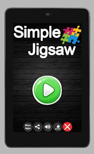 Simple Jigsaw Puzzle: Play Jigsaw Puzzle 2.6 screenshots 9