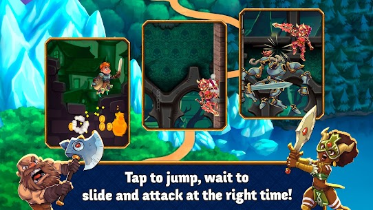 Super Tower Warriors – Jump As High As You Can! Mod Apk 922 (Unlimited Money) 2