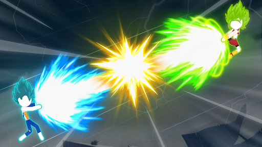 ud83dudc32 Dragon Stick: Legendary Warrior Battle of God  screenshots 2