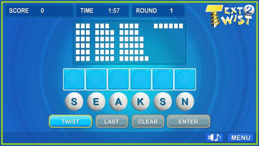 Text Twist 2-Puzzle Word Game 1.0.8 Screenshots 2