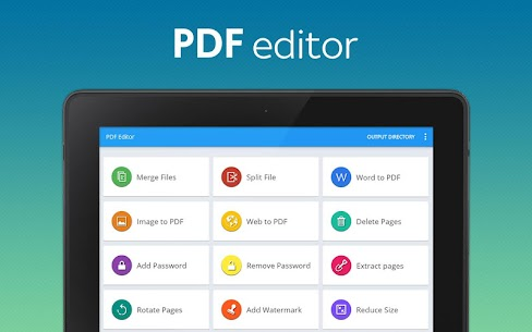 PDF Converter Pro & PDF Editor [PAID] 7