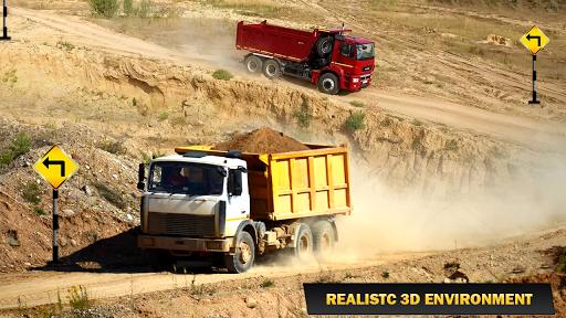 Hill Cargo Truck Driving Simulator 2020 screenshots 2