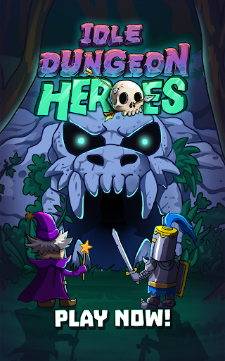 Idle Dungeon Heroes apkpoly screenshots 14