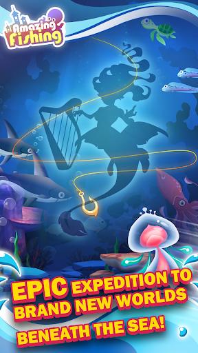 Amazing Fishing Games: Free Fish Game, Go Fish Now  screenshots 6
