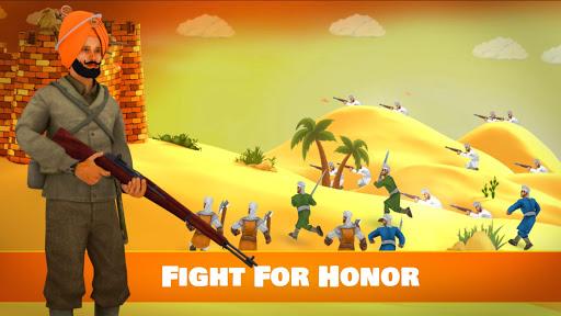 Saragarhi Fort Defense: Sikh Wars Chap 1  screenshots 4