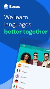 Busuu: Learn Spanish, Japanese & Other Languages Screenshot
