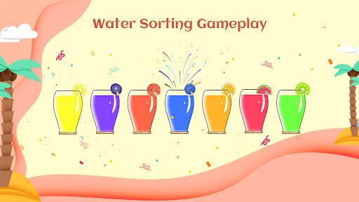 Water Sort Jigsaw: Coloring Water Sort Game  screenshots 16