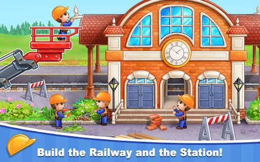 Building and Train Games for Kids Kindergarten apktram screenshots 13