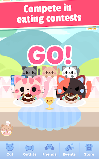 Greedy Cats: Kitty Clicker 1.4.0 screenshots 18