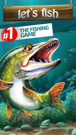 Let's Fish: Sport Fishing Games. Fishing Simulator screenshots 11