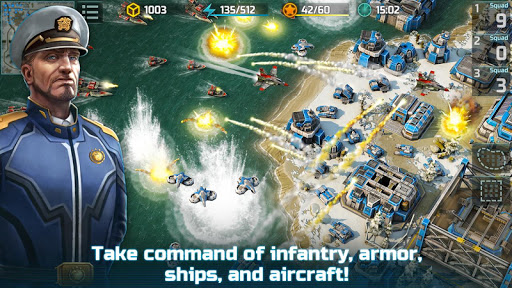 Art of War 3: PvP RTS modern warfare strategy game 1.0.88 screenshots 2
