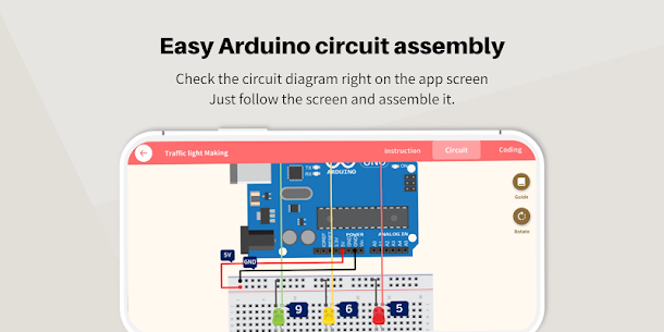 MAKE – Maker coding solution with arduino IDE Apk Download 4