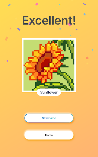 Happy Pixel Puzzle: Free Fun Coloring Logic Game filehippodl screenshot 11