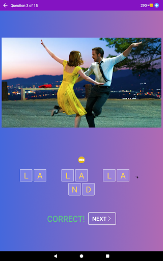 Guess the Movie from Picture or Poster u2014 Quiz Game 4.10 screenshots 10