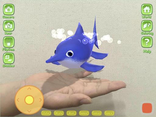 Dinosaur World 3D - AR Camera  screenshots 10
