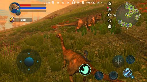 Gallimimus Simulator  screenshots 5