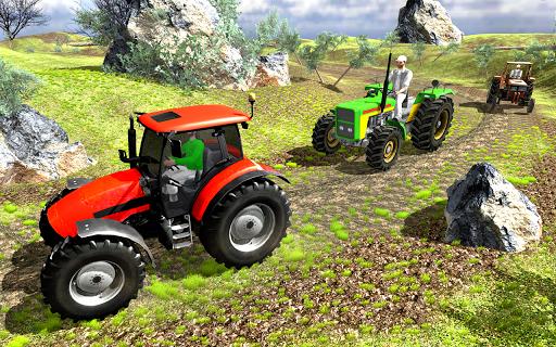 Tractor Racing Simulator Free Racing Game 2020 Apkfinish screenshots 4