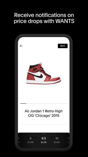 GOAT u2013 Sneakers & Apparel 1.52.6 Screenshots 8