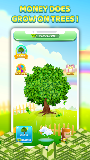 Tree For Money - Tap to Go and Grow apkmr screenshots 2