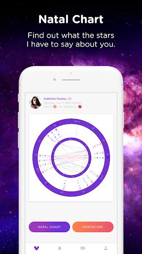 venus: horoscope & natal chart screenshot 2