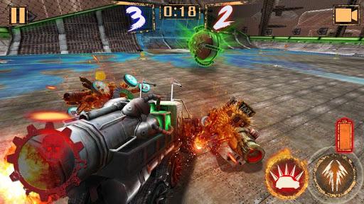 Rocket Car Ball screenshots 4