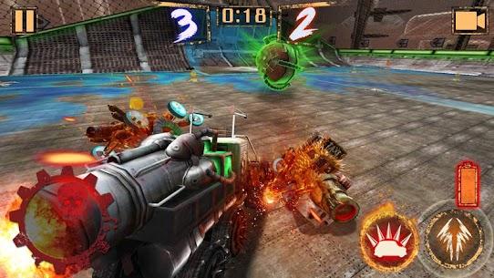Rocket Car Ball Mod APK Download 1.9 4