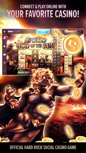 Hard Rock Social Casino modiapk screenshots 1