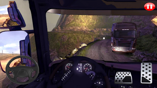Euro Truck Simulator Offroad Cargo Transport 8.0 screenshots 1