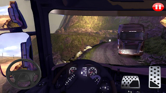 Euro Truck Simulator Offroad Cargo Transport 9 screenshots 1