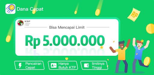 Unduh KSP DanaCepat Pinjam Uang Tunai Kredit Dana APK untuk Android - Versi  Terbaru