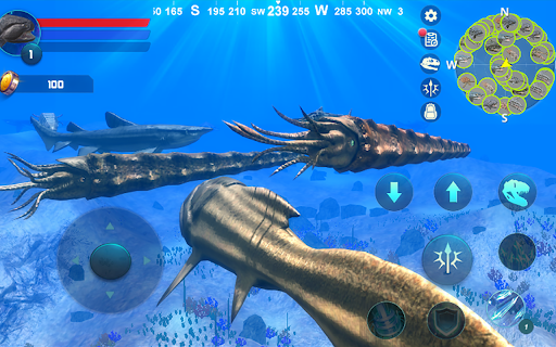 Dunkleeosteus Simulator screenshots 19
