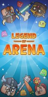 Legend of Arena.io