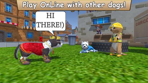 Dog Simulator - Animal Life screenshots 8
