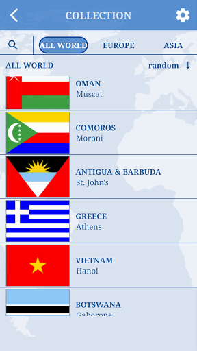 The Flags of the World u2013 World Flags Quiz Apkfinish screenshots 7