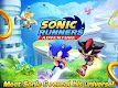 screenshot of Sonic Runners Adventure - Fast Action Platformer