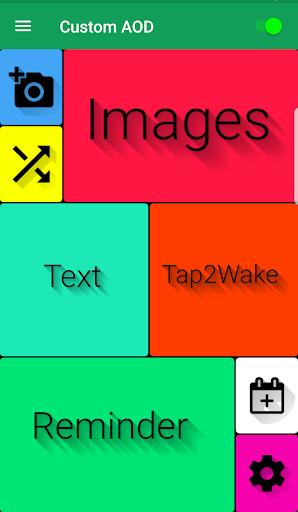 Custom AOD (Add images on Always On Display) 3.1.6 Beta Screenshots 5