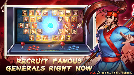 Knights of Valour - Classic Arcade Game  screenshots 2