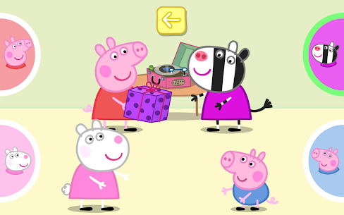 Peppa Pig: Party Time For Pc- Download And Install  (Windows 7, 8, 10 And Mac) 1