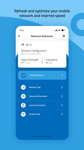 Auto Signal Network Refresher apktram screenshots 2