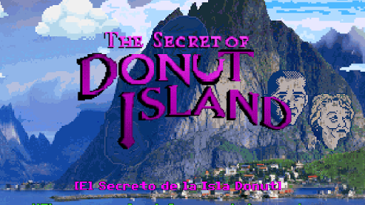 the secret of donut island screenshot 1